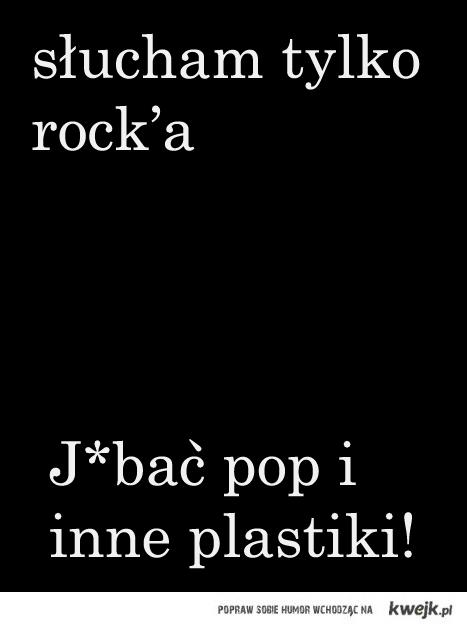ALternative Rock, Rock, Metal, Nu metal!