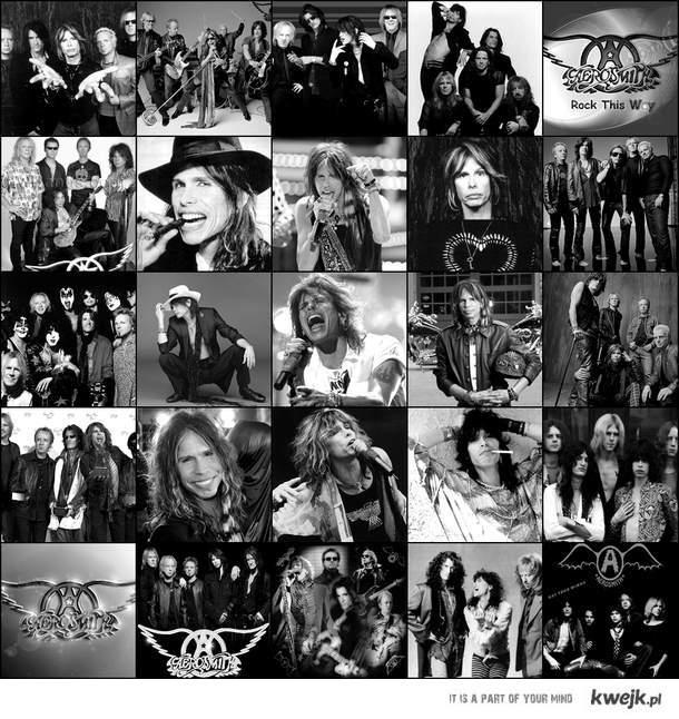 Aerosmith <3