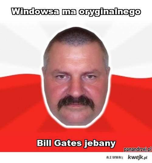 Oryginalny Windows
