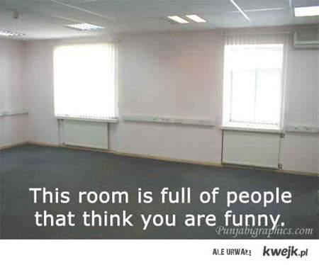 room full of peope