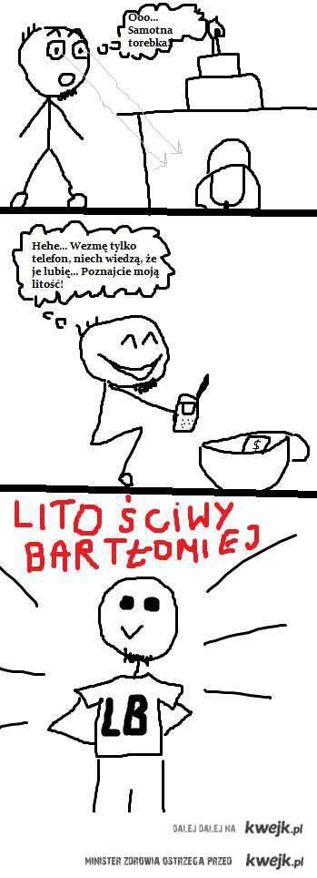 Litościwy Bartłomiej
