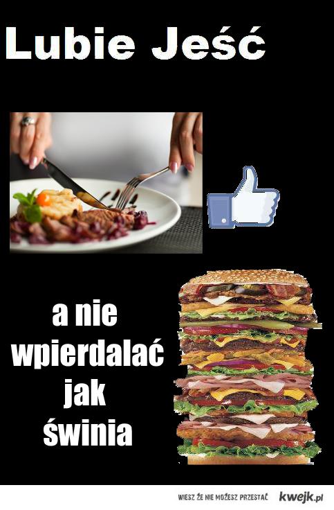 Lubię jeść!