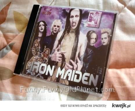 True Iron Maiden