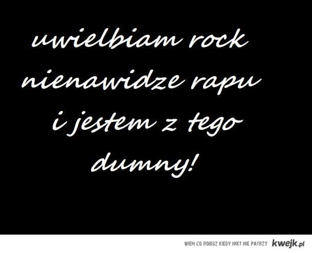 Kocham rock