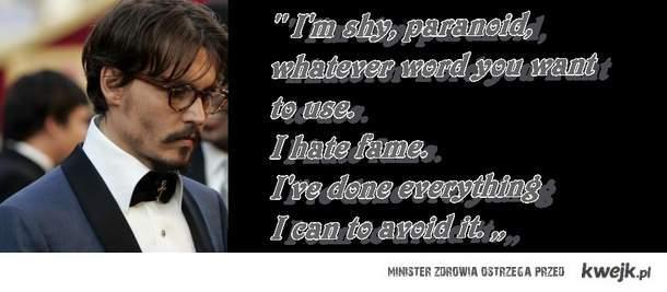 Johnny's quotation