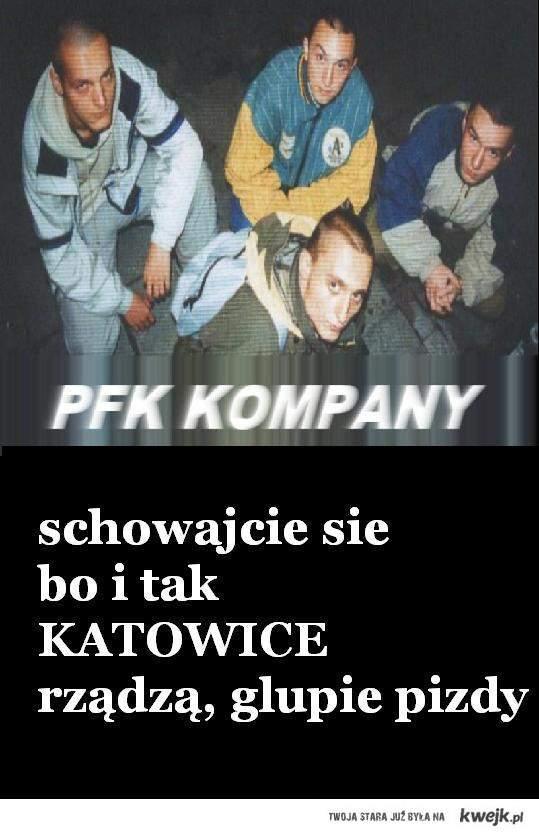 Katowice rządzą