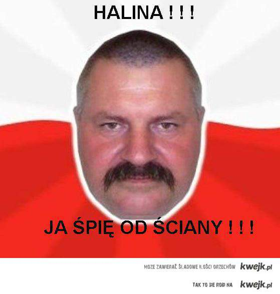 HALINA ! ! !