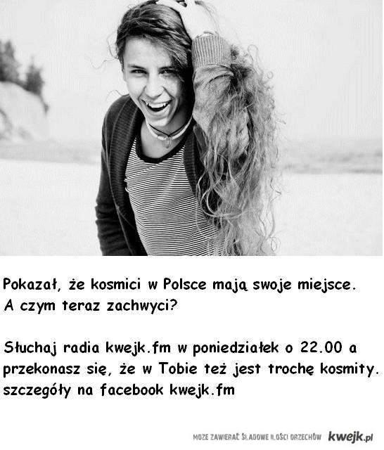 Michał Szpak w kwejk.fm