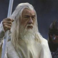 Gandalf Ecru