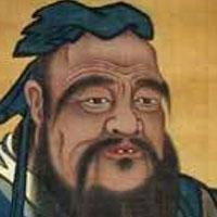 Skonfundowany Konfucjusz